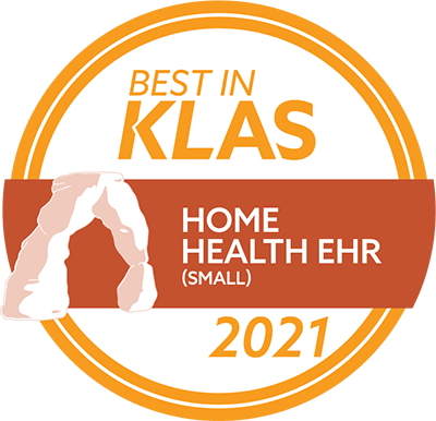 MEDITECH KLAS Award 2021 - Home Health EHR