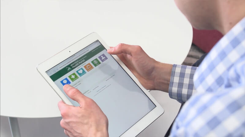 Video Covershot for MEDITECH and Patient Generated Health Data