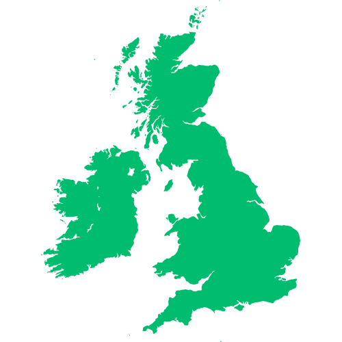 UK & Ireland graphic
