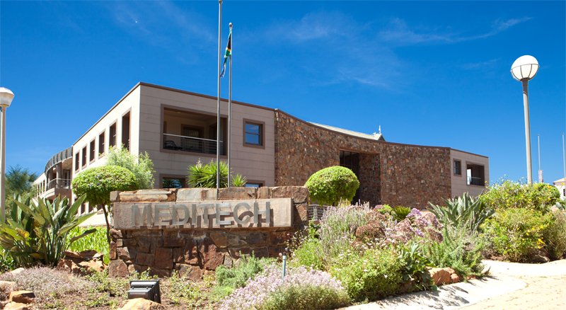 MEDITECH South Africa building