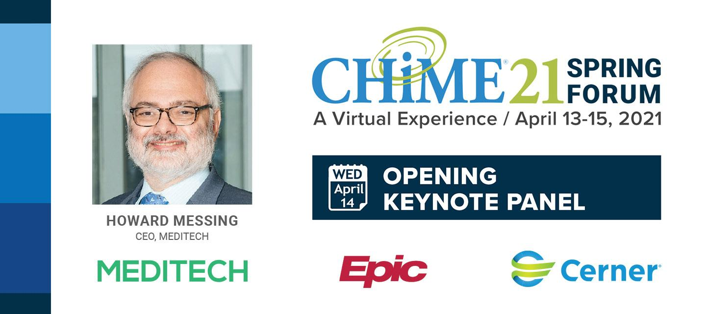 CHIME21 Spring Forum