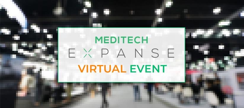 MEDITECH Expanse Virtual Event