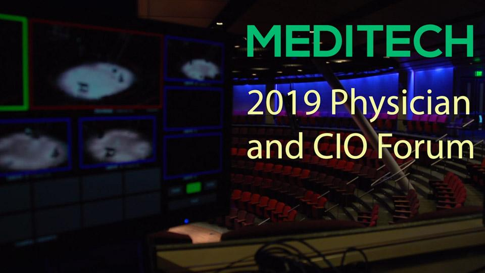 Physician and CIO Forum Recap - Video Covershot
